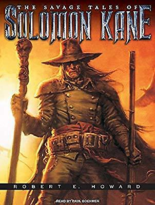 The Savage Tales of Solomon Kane, Howard, Robert E., New CD