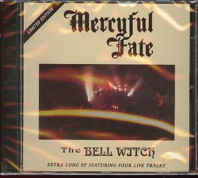 Mercyful Fate The Bell Witch German CD new Metal Blade 3984-17027-2