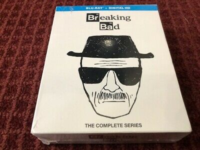 Breaking Bad: Complete Series Blu Ray *Brand New Sealed*