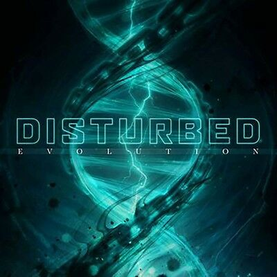 Disturbed Evolution CD Brand New 2018