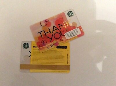 Starbucks card Germany  # 6162 Thank You