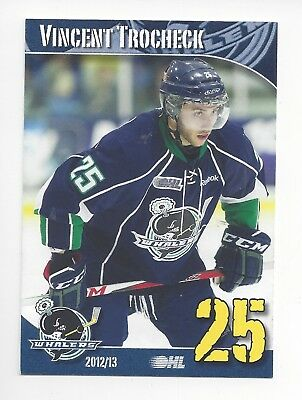 VINCENT TROCHECK - Florida Panthers - 2018-19 Ud Artifacts Ruby  299 ... a467bf7f8