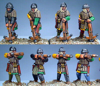 SAGA Age of Crusades - Ordensstaat Warriors with crossbows