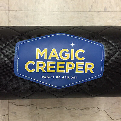 Magic Creeper: The Roll Up Low Ground Clearance Automotive & Household Creeper
