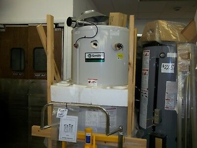 AO Smith BTR-365A Natural Gas 85 Gal Commercial Water Heater 365,000 BTU