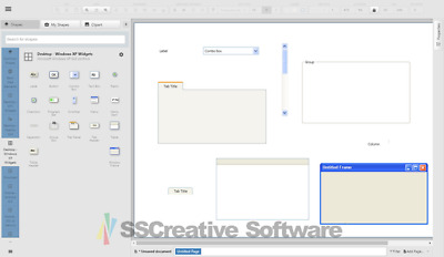 Prototyping Design Android iOS App Layout Flowchart Software