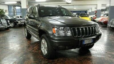 JEEP Grand Cherokee 2.7 CRD cat Limited - Uniproprietario