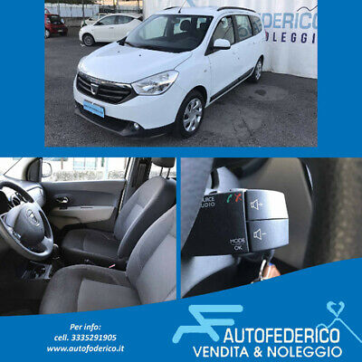 Dacia Lodgy 1.5 Dci 8v 90cv 5 Posti Laurate