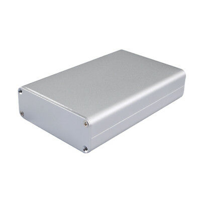 Aluminum Enclosure Electronic DIY PCB Instrument Project Box Case(26x71x110mm)