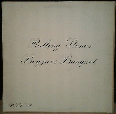The Rolling Stones  Beggars Banquet Blue Label  Vinyl