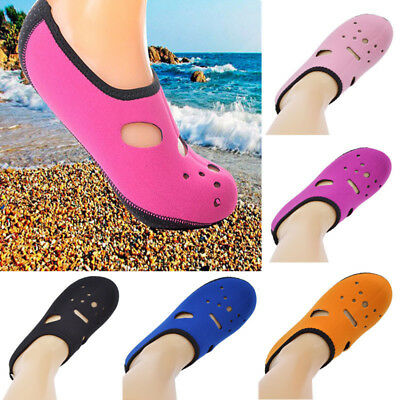Kids Adults Neoprene Swimming Diving Socks Snorkel Surfing Water Shoes Anti-Slip