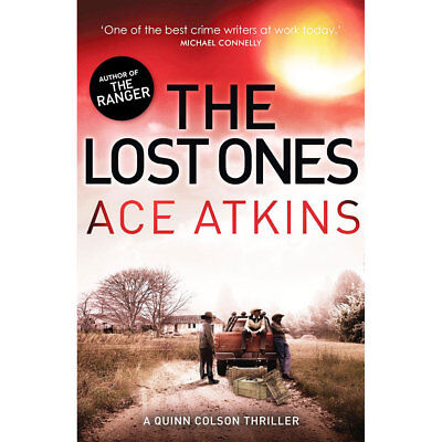 The Lost Ones by Ace Atkins (Paperback), Fiction Books, Brand New