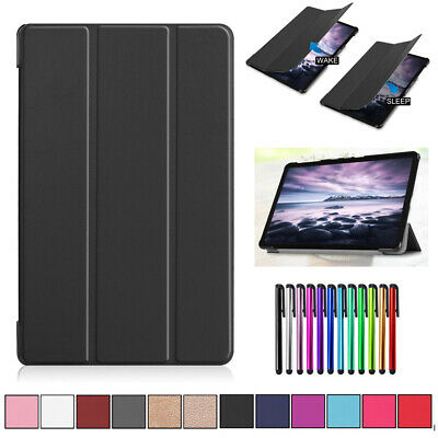 "For Samsung Galaxy Tab A 7""-10.5"" Tablet Smart Flip PU Leather Stand Case Cover"