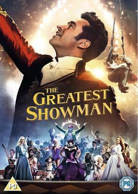 The Greatest Showman Sing Along DVD Movie 2018 Region 2
