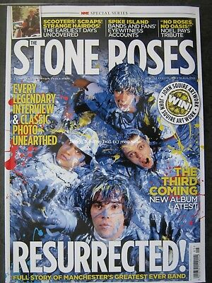 NME Special Collectors' Special Stone Roses Resurrected Ian Brown Mani 98 pages