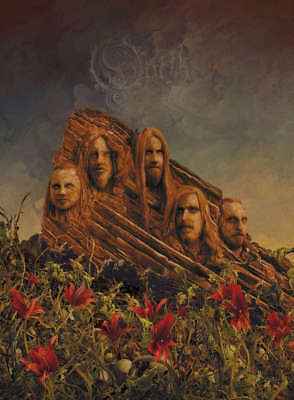OPETH - Garden Of The Titans (Live At Red Rocks Amphitheatre) - DVD + 2-CD