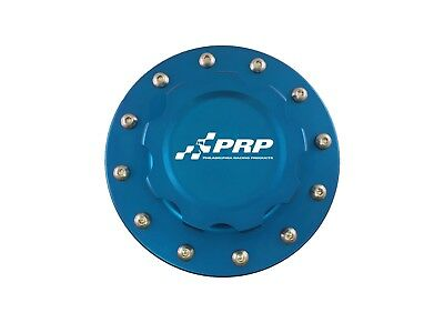 PRP 7617 Fuel Cell Cap Assembly w/ 12 Bolt Bung, Blue Finish