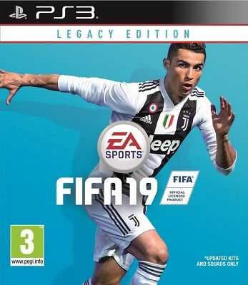 FIFA 19 | PS3 | No CD