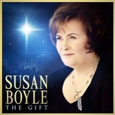 The Gift by Susan Boyle (CD, Nov-2010, Syco Music) NEW
