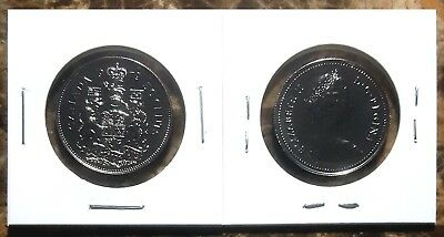 Canada 1979 Round Bust Proof Like Fifty Cent Piece!!