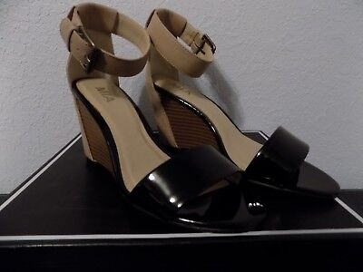 5fc1781d4555 Mia Fiona Women s Wedge Ankle Strap Sandals