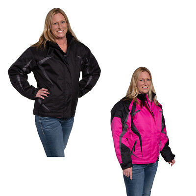 Women's Mossi F1 Snowmobile Jacket Snow Coat Winter Insulated Breathable