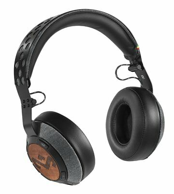 House of Marley: Liberate XL Bluetooth Over-Ear Headphones - Midnight