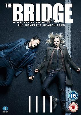 The Bridge Season 4 Complete DVD New & Sealed Region 2 UK Fast Shipping