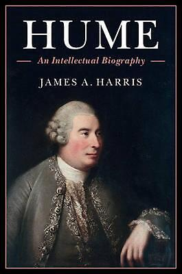 Hume: An Intellectual Biography by James A. Harris (English) Hardcover Book Free