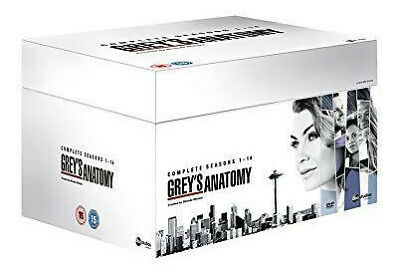 "Grey's Anatomy Seasons 1 2 3 4 5 6 7 8 9 10 11 12 13 14 DVD Box Set ""Clearance"""