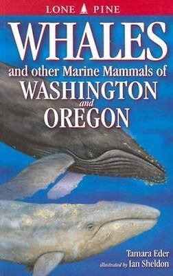 Whales and Other Marine Mammals of Washington and Oregon by Hartson, Tamara