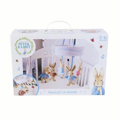 Beatrix Potter' Peter Lapin 'Musical Lit Mobile (0m Montage Universel