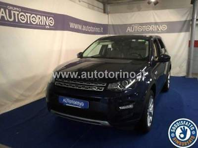 Land Rover Discovery Sport discovery sp. 2.0 td4 HSE awd 150cv auto