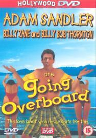 Going Overboard [DVD], DVDs