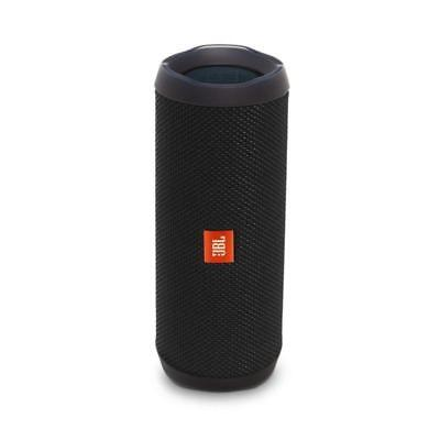 JBL Flip 4 Bluetooth Waterproof Speaker (Black) Portable