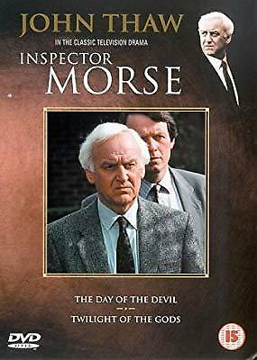 Inspector Morse: The Day Of The Devil/Twilight Of The Gods [DVD] [1987], , New D