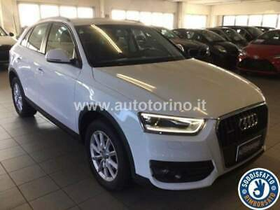 Audi Q3 2.0 tdi Advanced Plus quattro 140cv s-tronic