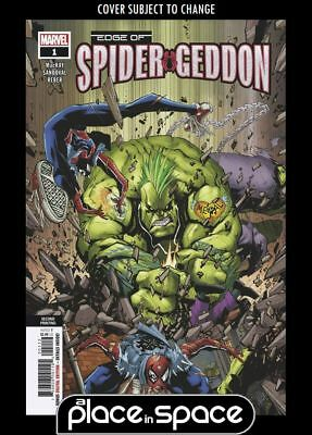 Edge Of Spider-Geddon #1 - 2Nd Printing (Wk41)