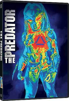 The Predator (2018) DVD dal 12/02/2019