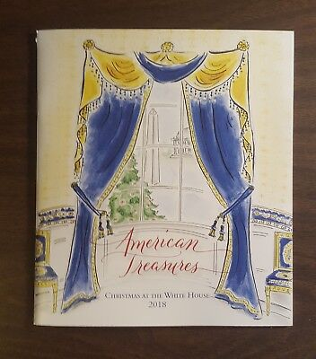 Official White House Christmas 2018 Booklet