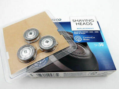 Shaver Replacement Blades SH30/52 for Philips Norelco Series 3000 2000 1000 S738
