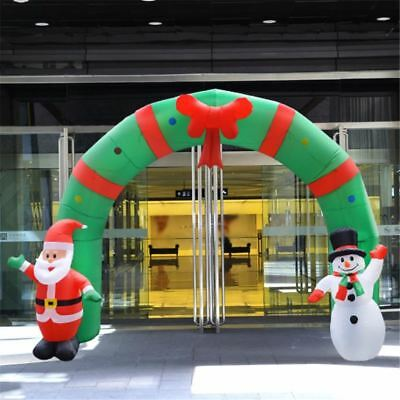 250cm Huge Inflatable Christmas Arch