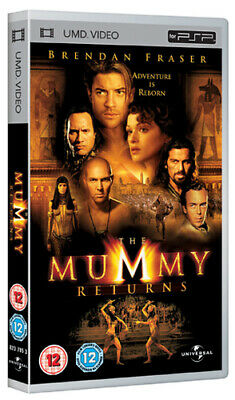 The Mummy Returns DVD (2005) Rachel Weisz