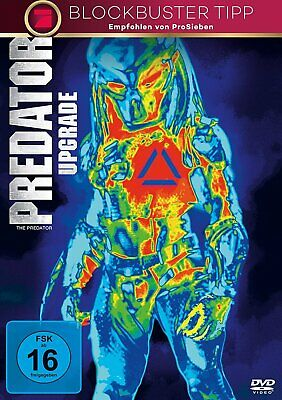 Predator - Upgrade - (Jacob Tremblay) # DVD-NEU