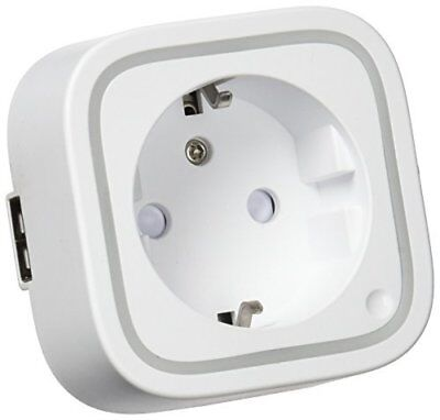Aeotec Smart Switch 6 with USB Charging Port, Z-Wave Plus Wireless Control Socke