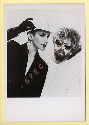 EURYTHMICS – Carte Postale format 10 x 15 cm
