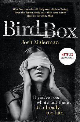 BIRD BOX: THE bestselling psychological thriller, now a maj    by