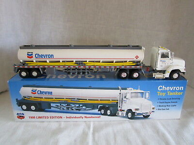1999 Chevron Toy Tanker Limited Edition Numbered
