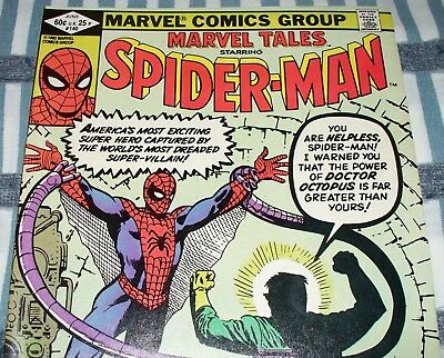 The AMAZING SPIDER-MAN #3 Reprint in Marvel Tales #140 from June 1982 in VF