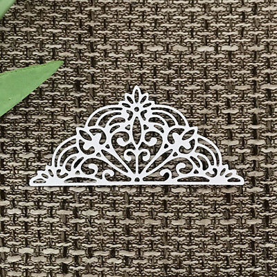 lace Design Metal Cutting Dies For DIY Scrapbooking Card Paper Album ^H